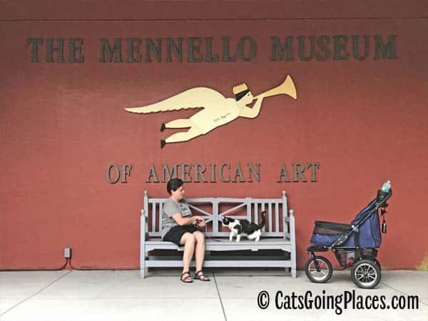 menello museum sign