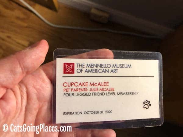 cupcake mennello membership card